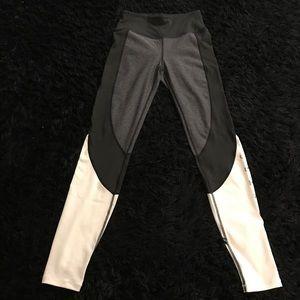 Tricolored H&M leggings